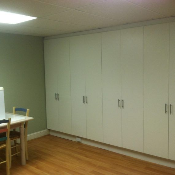ceiling to floor cabinets
